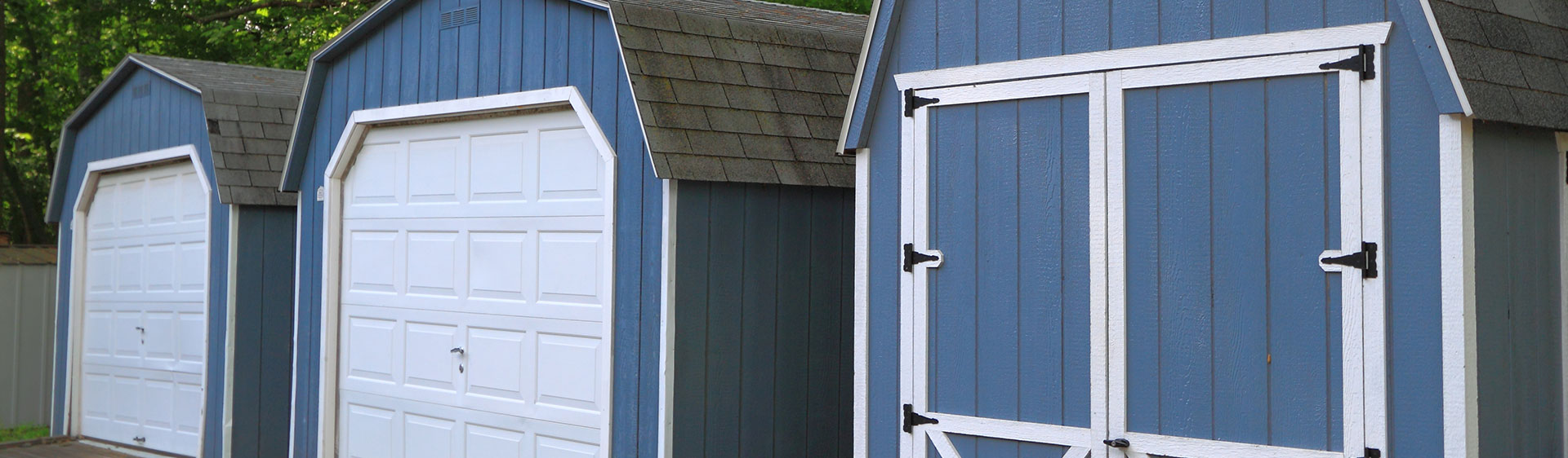 Houghton Portable Sheds, Roof Repair and Pole Barn Builder